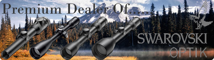 We are now official Swarovski UK Agents, Now Stocking Gen 2 Optics!!